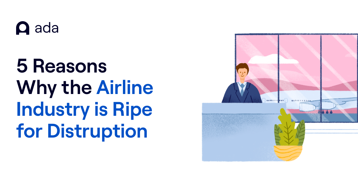 Airline 5 reasons why